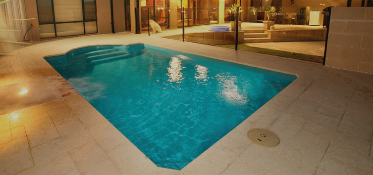 Pool builders melbourne swimming pool design melbourne Fibreglass pools vs concrete pools