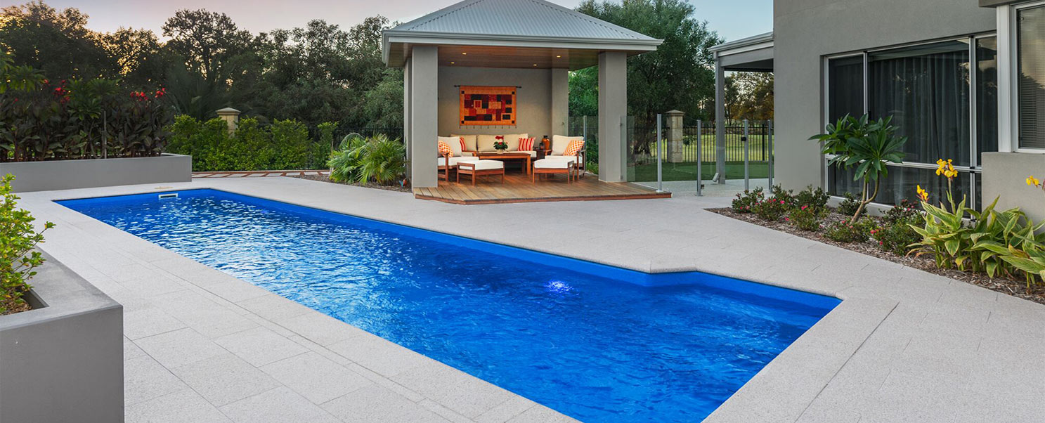 Lap Pools Design by Pools R Us