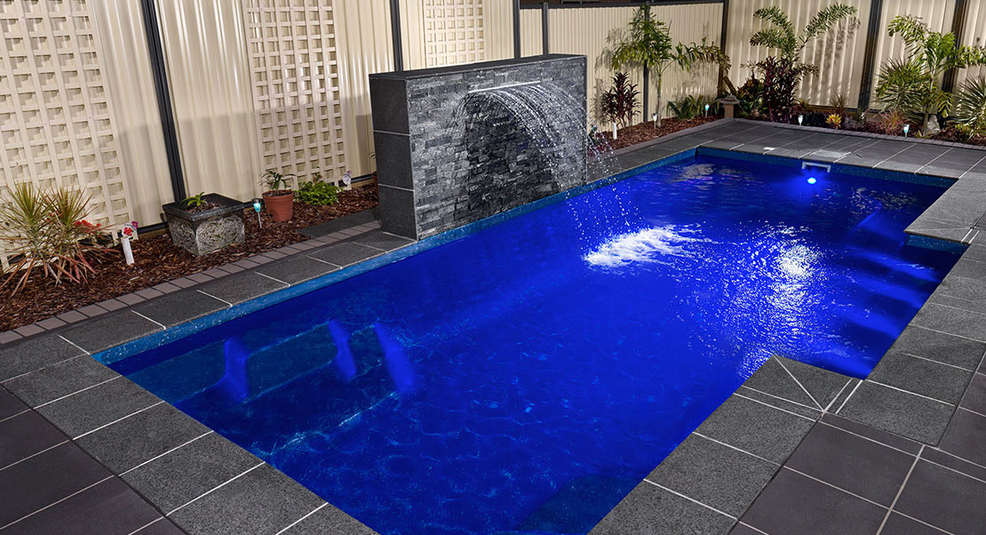 design and build stunning pools for small spaces