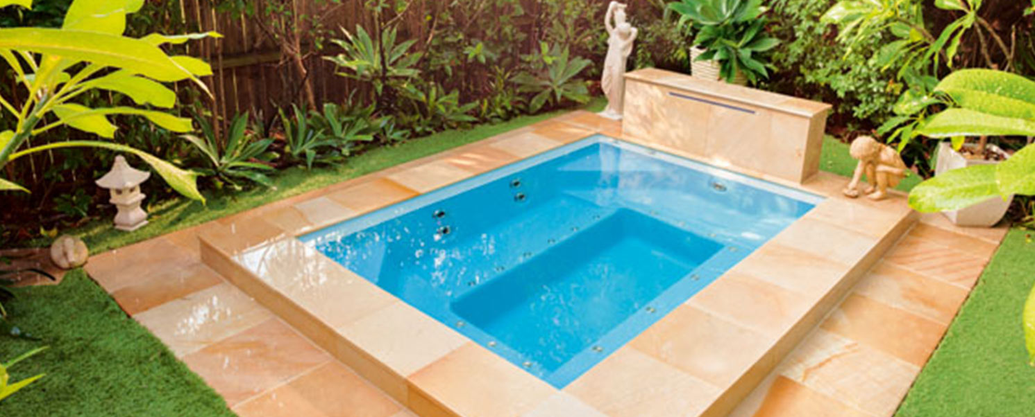 Hydrotherapy Pools by Pools R Us