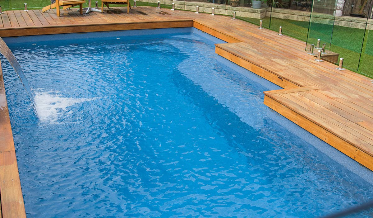 Fibreglass Pools Melbourne - Pools R Us
