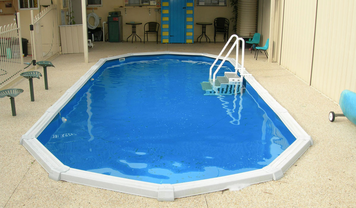 Above ground pools melbourne pools r us for Pool design questions