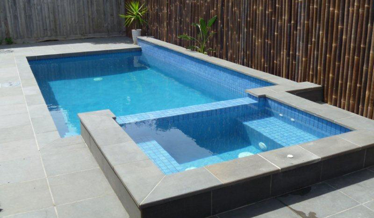 Concrete pools inground pools melbourne pools r us for Concrete swimming pool
