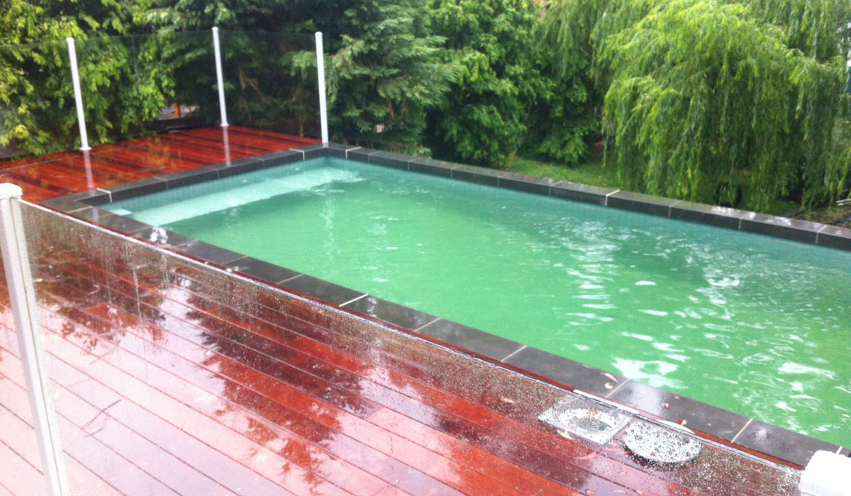 Concrete Pool Melbourne