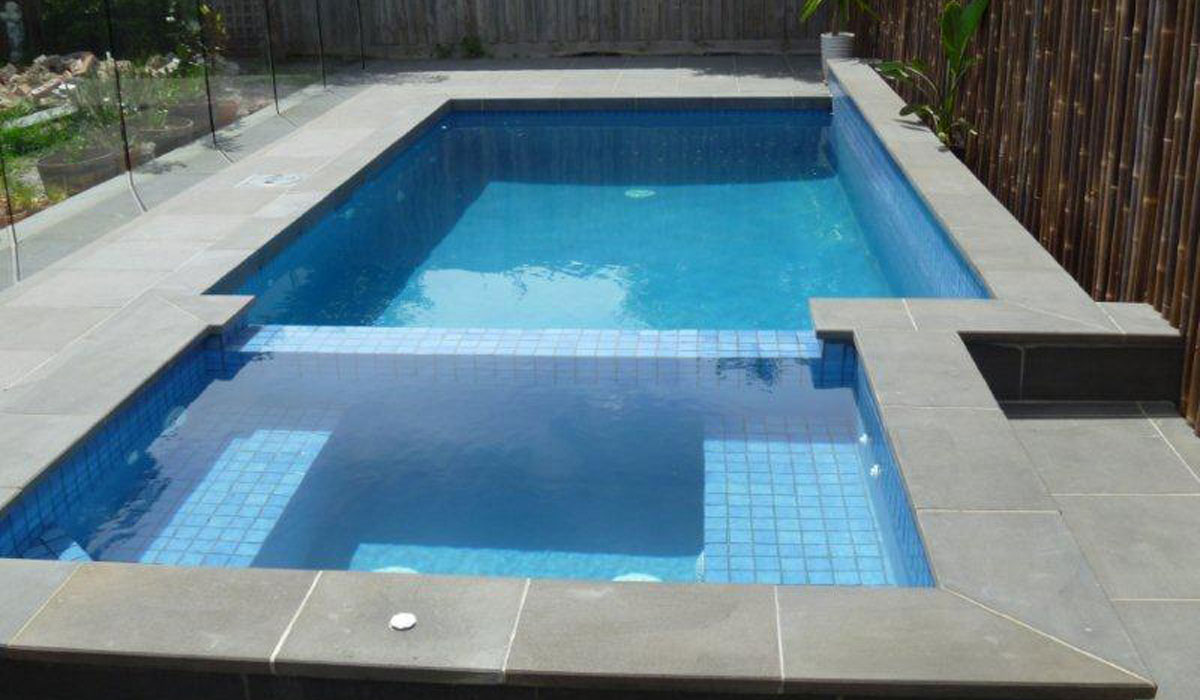 Concrete pools melbourne pools r us for Concrete swimming pool