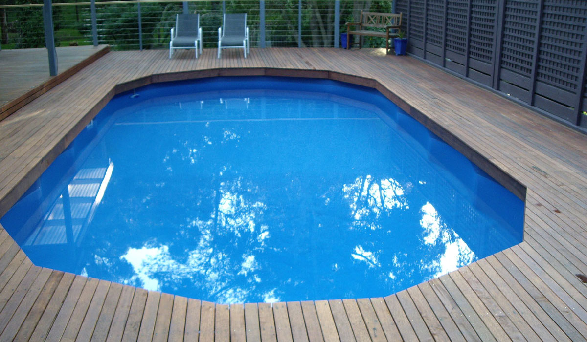 Above ground pools melbourne pools r us for Best in ground pool